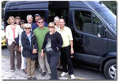 Private Greece tour trip
