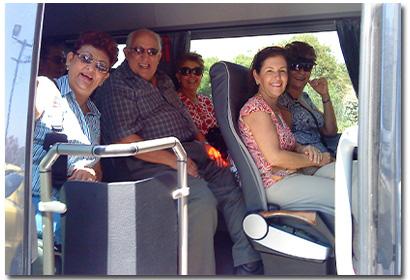 Private Greece Tour Van