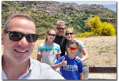 Private Greece Tour Family