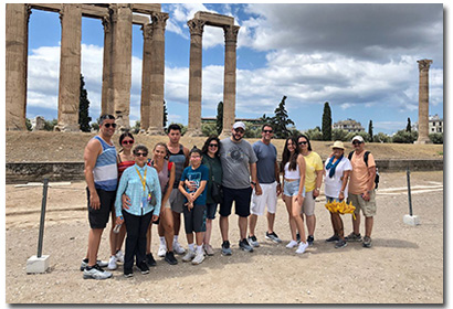 Private Greece Tour Group