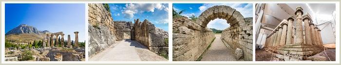 ARGOLIS-BASSAE-OLYMPIA (Three Day Tour)