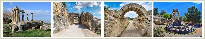 ARGOLIS-OLYMPIA-DELPHI (Three Or Four Days)