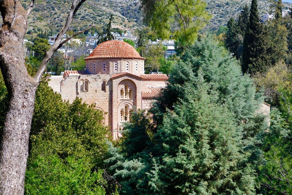 Athens Ancient Orthodox Monastery