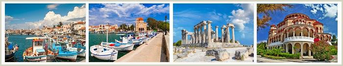 Greek Island (Aegina)
