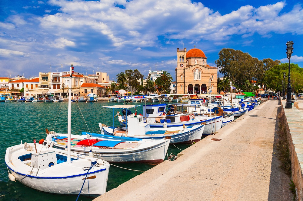 Greek Islands Αegina