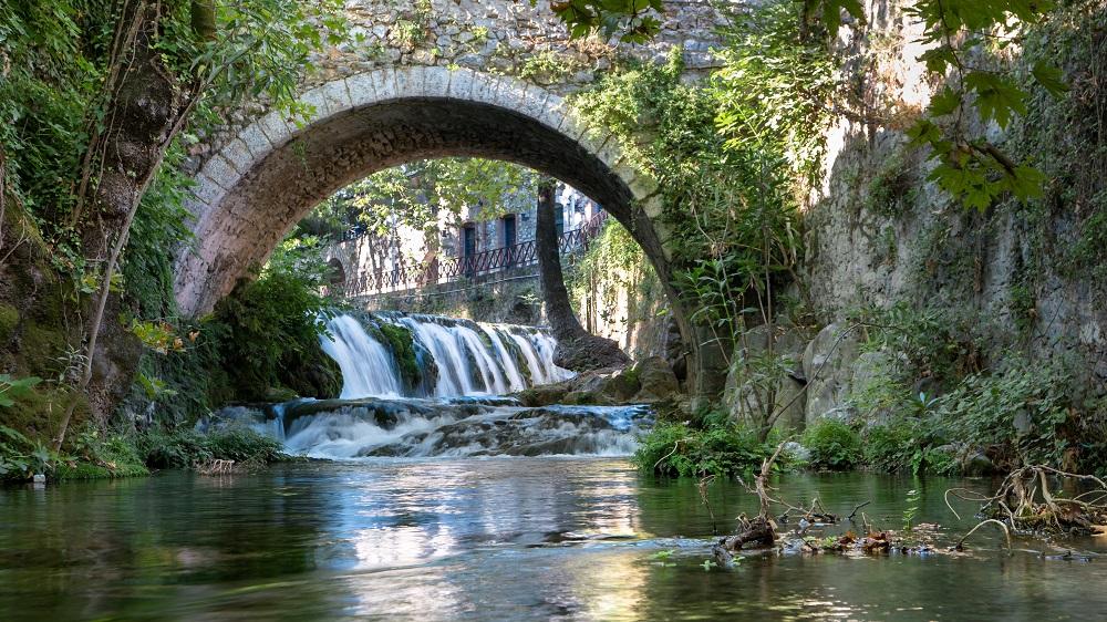 Small Beautifull Waterfall